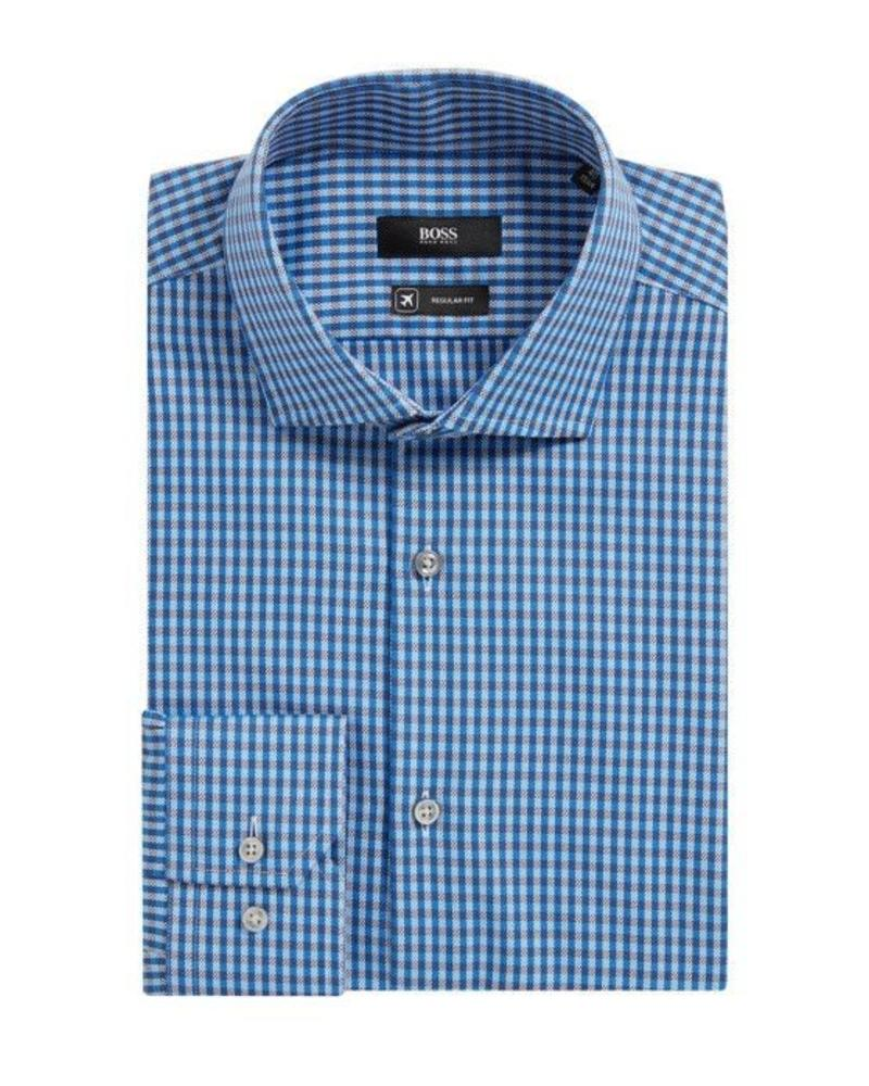 Hugo Boss Check Shirt-Buffalo, NY - Napoli\'s Men\'s Shop