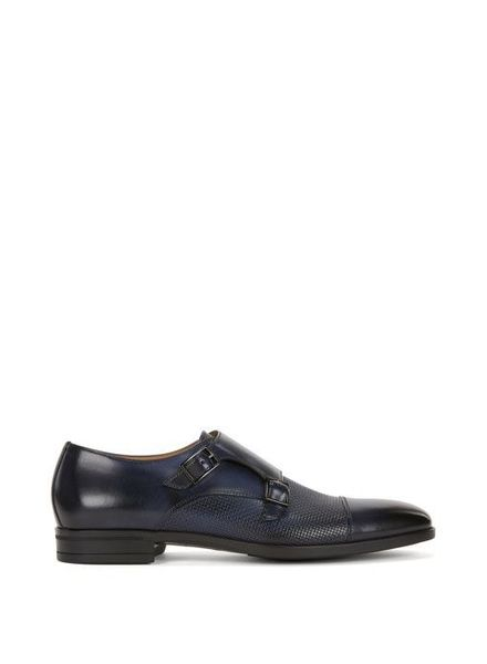 HUGO BOSS DOUBLE MONK SHOES