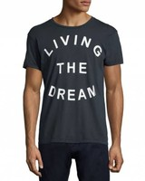 SOL ANGELES LIVING THE DREAM TEE