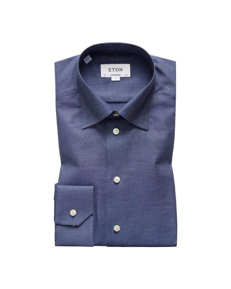 ETON OF SWEDEN BUTTON-UNDER COLLAR SHIRT