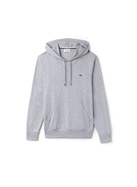 LACOSTE COTTON HOODIE
