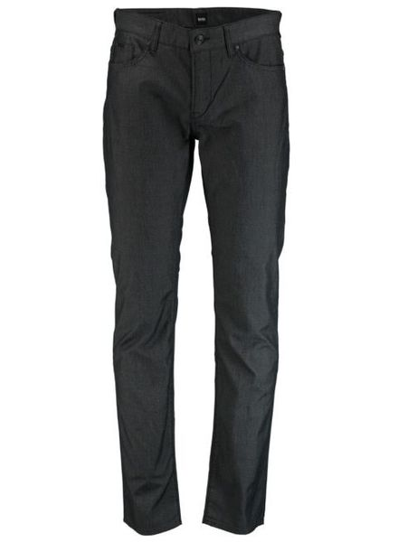HUGO BOSS SLIM-FIT JEANS IN TWO-TONE STRETCH DENIM
