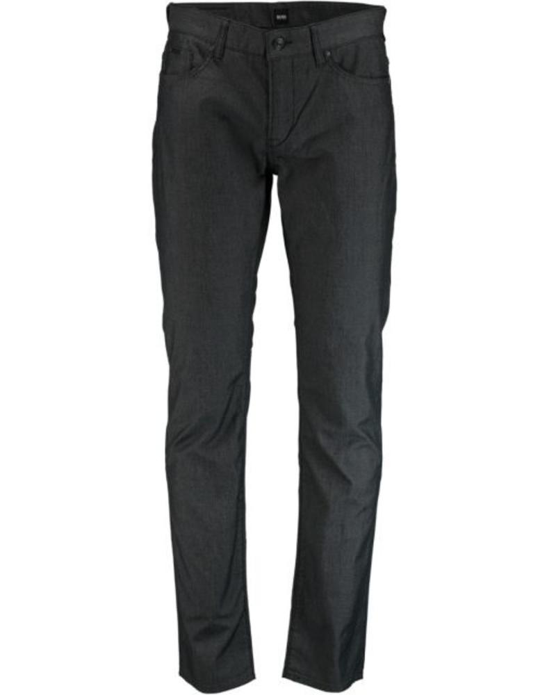 HUGO BOSS SLIM-FIT JEANS IN TWO-TONE STRECTH DENIM