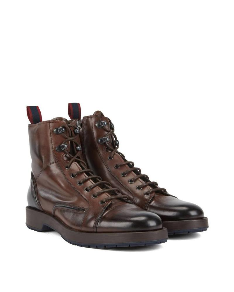 HUGO BOSS LACE-UP BOOTS