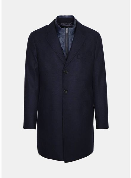HUGO BOSS WOOL COAT
