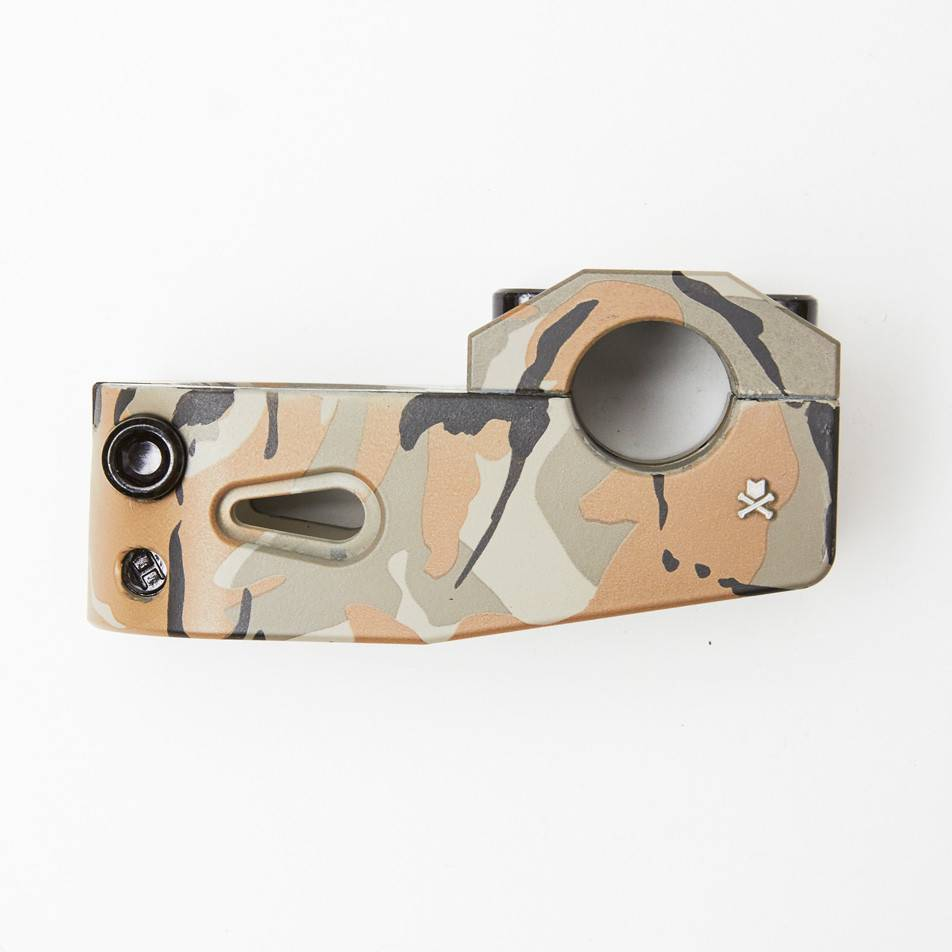 Mutiny Lifted XL Top Load Stem  Camo 48mm
