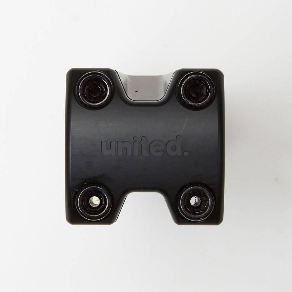 United Metro Front Load Stem 52mm black