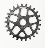 Tree Tree Bicycle Co Lite Sprocket Bolt Drive 25t Black