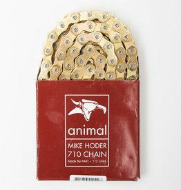 Animal 710 Hoder Chain Gold