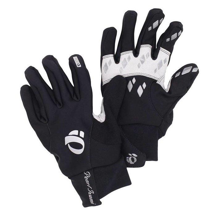 Pearl Izumi Women's Select Softshell Glove - Black Size Medium