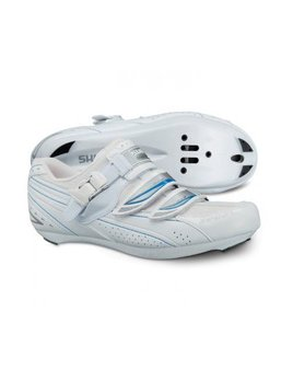 Shimano Shimano SH-WR41 Road Bike Shoes Women's Racing - WHT 37