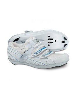Shimano Shimano SH-WR41 Road Bike Shoes Women's Racing - WHT 37