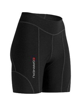 Louis Garneau Louis Garneau Women's Fit Sensor 5.5 Cycling Shorts Black