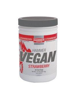 Hammer Nutrition Hammer Vegan Protein Powder - Strawberry