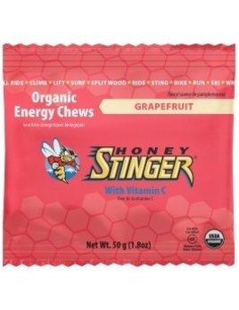 Honey Stinger Energy Chews - Grapefruit