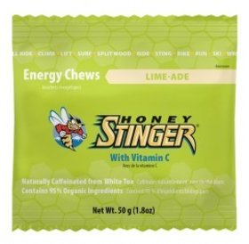Honey Stinger Honey Stinger Energy Chews - Lime-ade