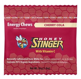 Honey Stinger Honey Stinger Energy Chews - Cherry Cola