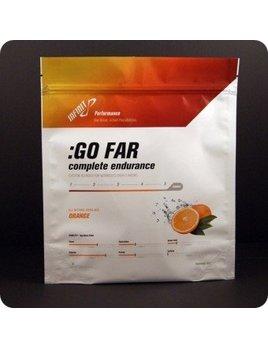 Infinit Nutrition LLC Infinit Go Far Complete Endurance Drink Powder - Orange