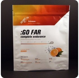 Infinit Nutrition LLC Infinit Go Far Complete Endurance Drink Powder - Orange