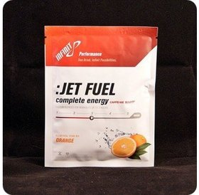 Infinit Nutrition LLC Infinit :Jet Fuel Complete Energy - Orange - Individual Pack