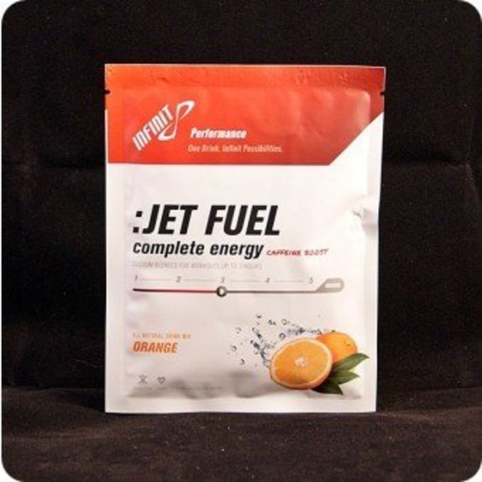 Infinit :Jet Fuel Complete Energy - Orange - Individual Pack