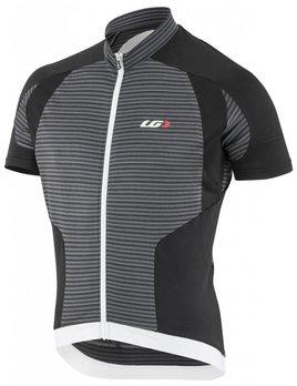 Louis Garneau Louis Garneau Icefit Cycling Jersey Black/Grey Medium