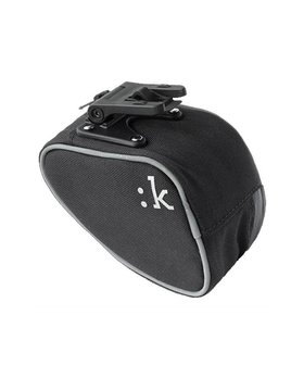 Fizik Fizik Saddle Bag with ICS Clip Small Anthracite