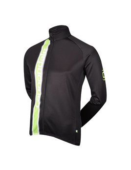 Cannondale Cannondale Elite Winter Long Sleeve Jersey: Black