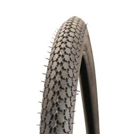 "Kenda Kenda S-7 Tire 26"" x 1-3/4"" Steel Bead Black"