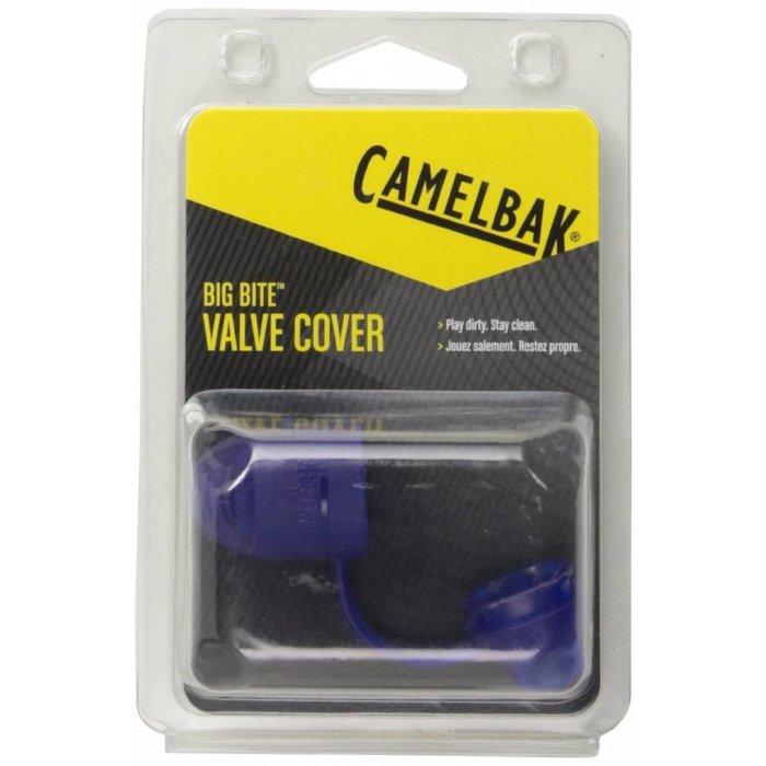 Camelbak Big Bite Valve Cover Blue W/Hydrolock