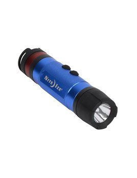 Nite Ize Nite Ize 3-in-1 LED Mini Flashlight 80 Lumens Lantern Safety Light
