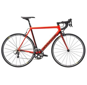 Cannondale 2017 SuperSix EVO Carbon Ultegra Acid Red