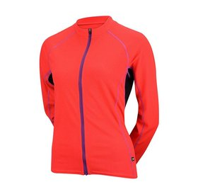 Cannondale Cannondale Women's Classic Longsleeve Jersey Coral