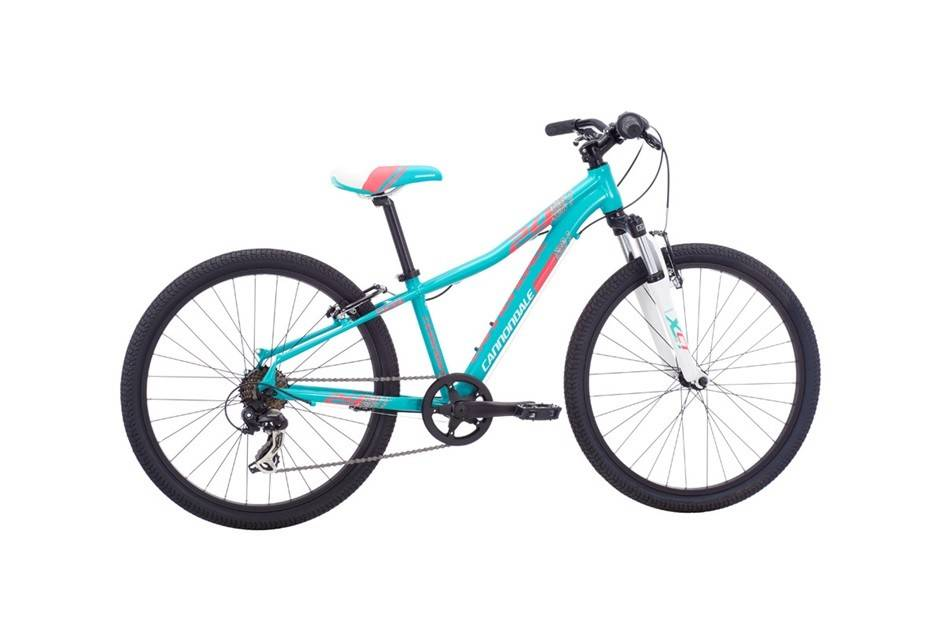 Cannondale 24 F Cannondale Kids 24 Trail OS Turqoise