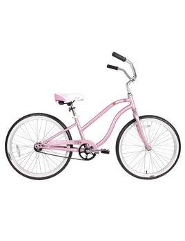 Evo Evo Bikes, Bonsai Girls 24, BMX bike, Pink