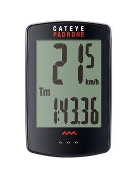 CatEye Cateye Padrone Wireless Cycling Computer: Black