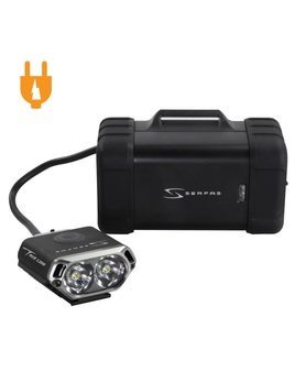 Serfas True 1200 USB Headlight