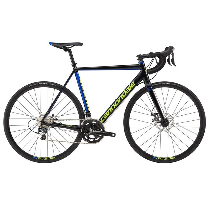 2017 Cannondale CAAD Optimo Disc Tiagra Volt 56 - Show Bike