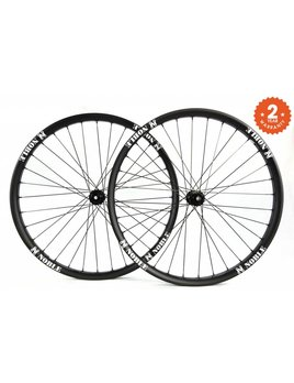 Noble Cycling Noble Cycling Burro 27.5 Plus Carbon mountain bike wheels