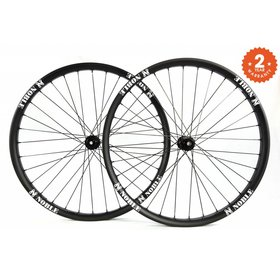 Noble Cycling Noble Cycling - Burro - 27.5 Plus Carbon mountain bike wheels