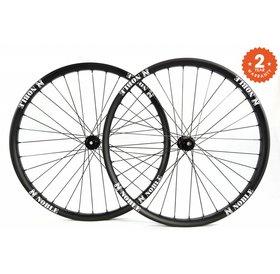 Noble Cycling Noble Cycling - Burro - 27.5 Plus Carbon mountain bike wheels