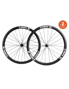 Noble Cycling Noble Cycling - Steeple Wheelset-700c Carbon