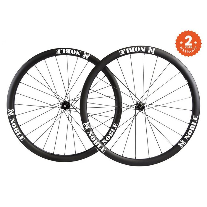 Noble Cycling - Steeple Wheelset-700c Carbon