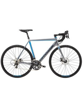 Cannondale 2017 Cannondale Caad Optimo Disc 105 Blue 56 - Show Bike