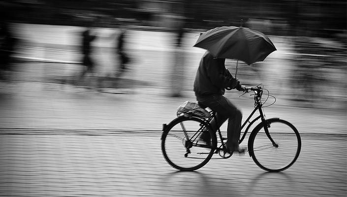 5 Tips for Riding in the Rain