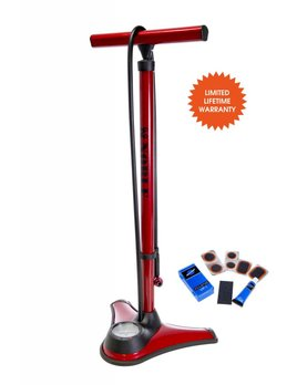 Noble Cycling Noble Cycling Elite Easy Pump High Pressure Floor Pump