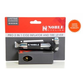 Noble Cycling Noble Cycling Pro 2-in-1 CO2 Inflator and Tire Lever