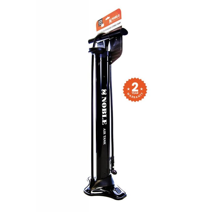 Noble Cycling Pro-Tubeless/Standard Combination Pump