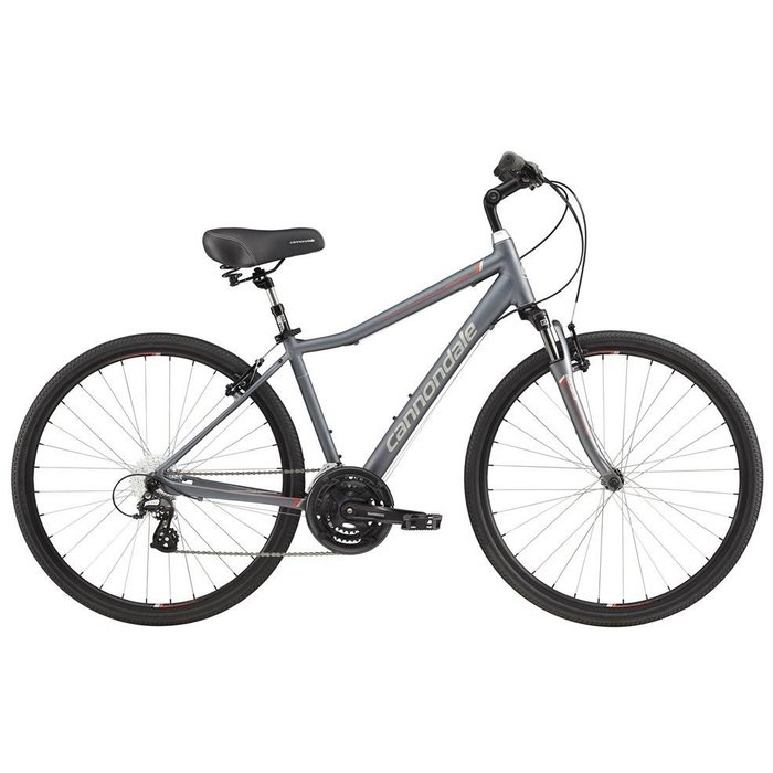 2017 Cannondale Adventure 2 GRY MD
