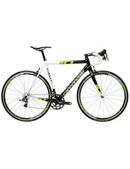 Cannondale USED 2014 Cannondale CAAD10 WHT/GRN/BLK